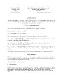 Quyết định 42/2013/QĐ-UBND tỉnh Tây Ninh
