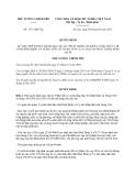 Quyết định 1571/QĐ-TTg năm 2013