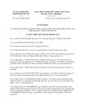 Quyết định 37/2013/QĐ-UBND thành phố Hà Nội