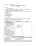 Giáo án bài 26: Chi tiêu trong gia đình - Công nghệ 6 - GV.N.N.Tài