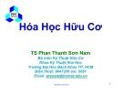 Bài giảng Hóa học hữu cơ: Chương 1 - TS. Phan Thanh Sơn Nam
