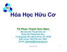 Bài giảng Hóa học hữu cơ: Chương 13 - TS Phan Thanh Sơn Nam