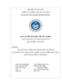 Báo cáo tốt nghiệp: Giải pháp phát triển kinh doanh dịch vụ thẻ tại Ngân hàng Agribank Chi nhánh Quận Ngô Quyền TP. Hải Phòng
