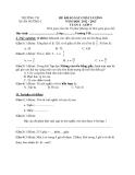 9 Đề KSCL Toán & Tiếng Việt 5 (2012-2013) - Trường TH Xuân Hương 1 - Tuần 4 đến tuần 12 (Kèm hướng dẫn chấm)