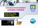 Thuyết trình: Phong cách và kỹ năng lãnh đạo