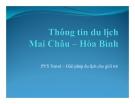 Thông tin du lịch Mai Châu - Hòa Bình