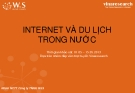 Khảo sát Internet và du lịch trong nước