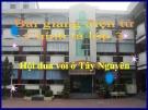 Bài Chính tả: Nghe, viết: Hội đua voi ở Tây Nguyên - Bài giảng điện tử Tiếng việt 3 - GV.Hoàng Thi Thơ
