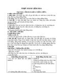 Giáo án Công nghệ 6 bài 26: Chi tiêu trong gia đình