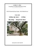 Giáo trình Nông học đại cương - PGS.TS. Trịnh Xuân Ngọ (chủ biên)