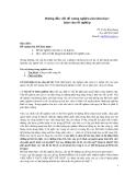 Hướng dẫn viết đề cương nghiên cứu khoa học / luận văn tốt nghiệp - TS. Trần Kim Dung