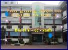 Slide bài Chính tả: Nghe, viết: Bác sĩ Y-éc-xanh - Tiếng việt 3 - GV.N.Tấn Tài