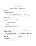 Giáo án bài Chính tả: Nghe, viết: Hội đua voi ở Tây Nguyên - Tiếng việt 3 - GV.N.Tấn Tài