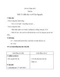 Giáo án bài Tập đọc: Hội đua voi ở Tây Nguyên - Tiếng việt 3 - GV.N.Tấn Tài