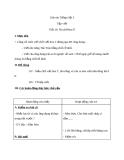 Giáo án Tiếng Việt 3 tuần 26 bài: Tập viết - Ôn chư hoa: T