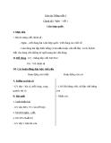 Giáo án Tiếng Việt 3 tuần 30 bài: Chính tả - Nghe - viết: Liên hợp quốc, phân biệt tr/ch, êt/êch