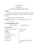 Giáo án bài LTVC: Đặt và trả lời câu hỏi Bằng gì? - Tiếng việt 3 - GV.N.Tấn Tài