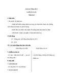 Giáo án bài Luyện từ và câu: Đọc và trả lời câu hỏi - Tiếng việt 3 - GV.N.Tấn Tài