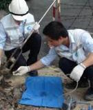 Báo cáo: Thực hành thí nghiệm cơ học đất
