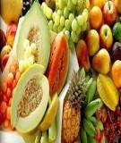 Những loại trái cây giúp bạn tăng năng lượng nhanh chóng trong mùa hè