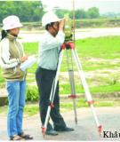 Báo cáo khoa học: Ảnh hưởng của ma trận hiệp phương sau cạnh đo đến kết quả bình phương sai lưới GPS