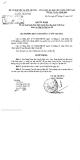 Quyết định của Bộ trưởng Bộ tài nguyên và môi trường số 271/QĐ-BTNMT