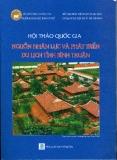 Hội thảo quốc gia: Nguồn nhân lực và phát triển du lịch tỉnh Bình Thuận