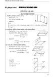 Toán ôn thi Đại học - Chuyên đề 5: Hình học không gian