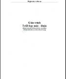 Giáo trình Triết học Mác - Lênin: Phần 2 - GS.TS. Nguyễn Ngọc Long