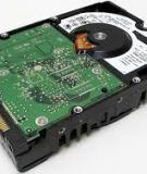 Tài liệu về ổ đĩa cứng