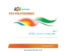 Bài giảng Thiết kế web bài 1: XHTML trong cấu trúc nội dung web