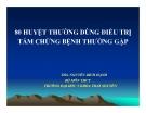 Bài giảng Y học cổ truyền - ThS. Nguyễn Bích Hạnh