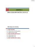 Bài giảng Quản trị học: Chương 2