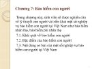 Bài giảng Bảo hiểm đại cương: Chương 7 - TS. Nguyễn Tấn Hoàng