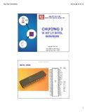 Bài giảng Kỹ thuật vi xử lý: Chương 3 - Nguyễn Văn Thọ