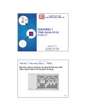 Bài giảng Kỹ thuật vi xử lý: Chương 1 - Nguyễn Văn Thọ