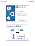 Bài giảng Kỹ thuật vi xử lý: Chương 5 - Nguyễn Văn Thọ
