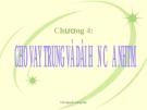 Bài giảng Tín dụng ngân hàng: Chương 4 - GV. Trần Nguyễn Trùng Viên