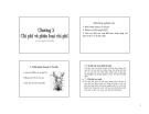 Bài giảng Kế toán quản trị: Chương 2 - Nguyễn Thị Hằng Nga