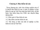Bài giảng Bảo hiểm đại cương: Chương 4 - TS. Nguyễn Tấn Hoàng