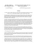 Chỉ thị 3480/CT-BNN-PC năm 2013