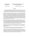 Chỉ thị 07/CT-UBND năm 2013 tỉnh Cà Mau