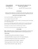 Quyết định 1737/QĐ-UBND năm 2013