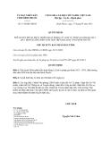 Quyết định 1718/QĐ-UBND năm 2013