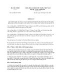 Thông tư 129/2013/TT-BTC