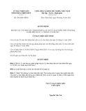 Quyết định 1881/QĐ-UBND năm 2013