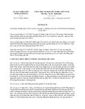Kế hoạch 5771/KH-UBND năm 2013