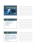 Bài giảng Phương pháp nghiên cứu khoa học - Các phương pháp chọn mẫu điều tra