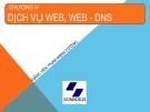 Bài giảng Hệ điều hành linux: Chương 4 - GV. Phạm Mạnh Cương