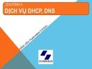 Bài giảng Hệ điều hành linux: Chương 2 - GV. Phạm Mạnh Cương